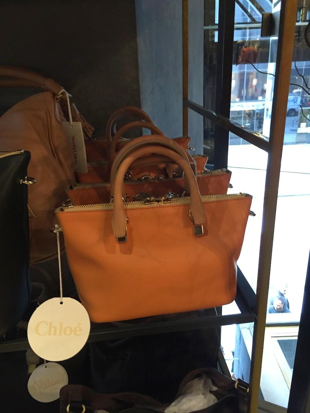 New York à la Keiko: nykeiko shops: Chloé Sample Sale [May 2015 ...
