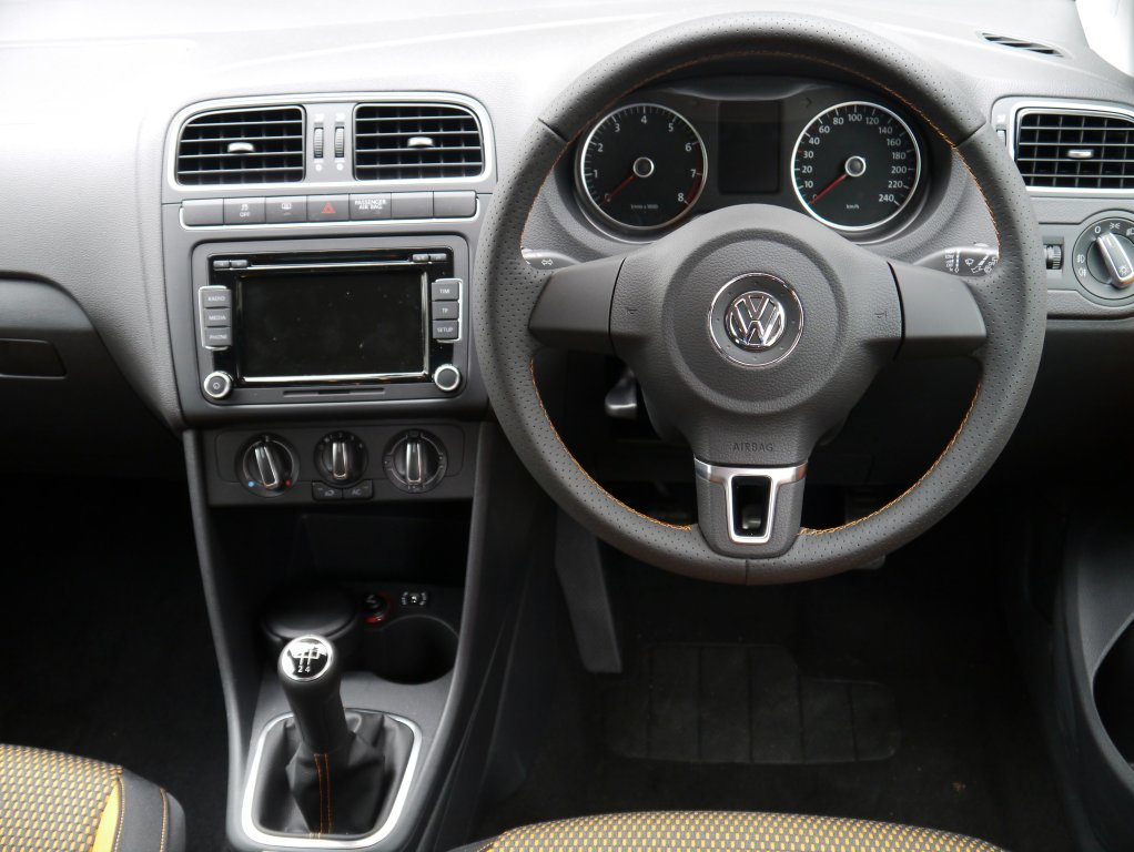Volkswagen Cross Polo New Car Price Specification