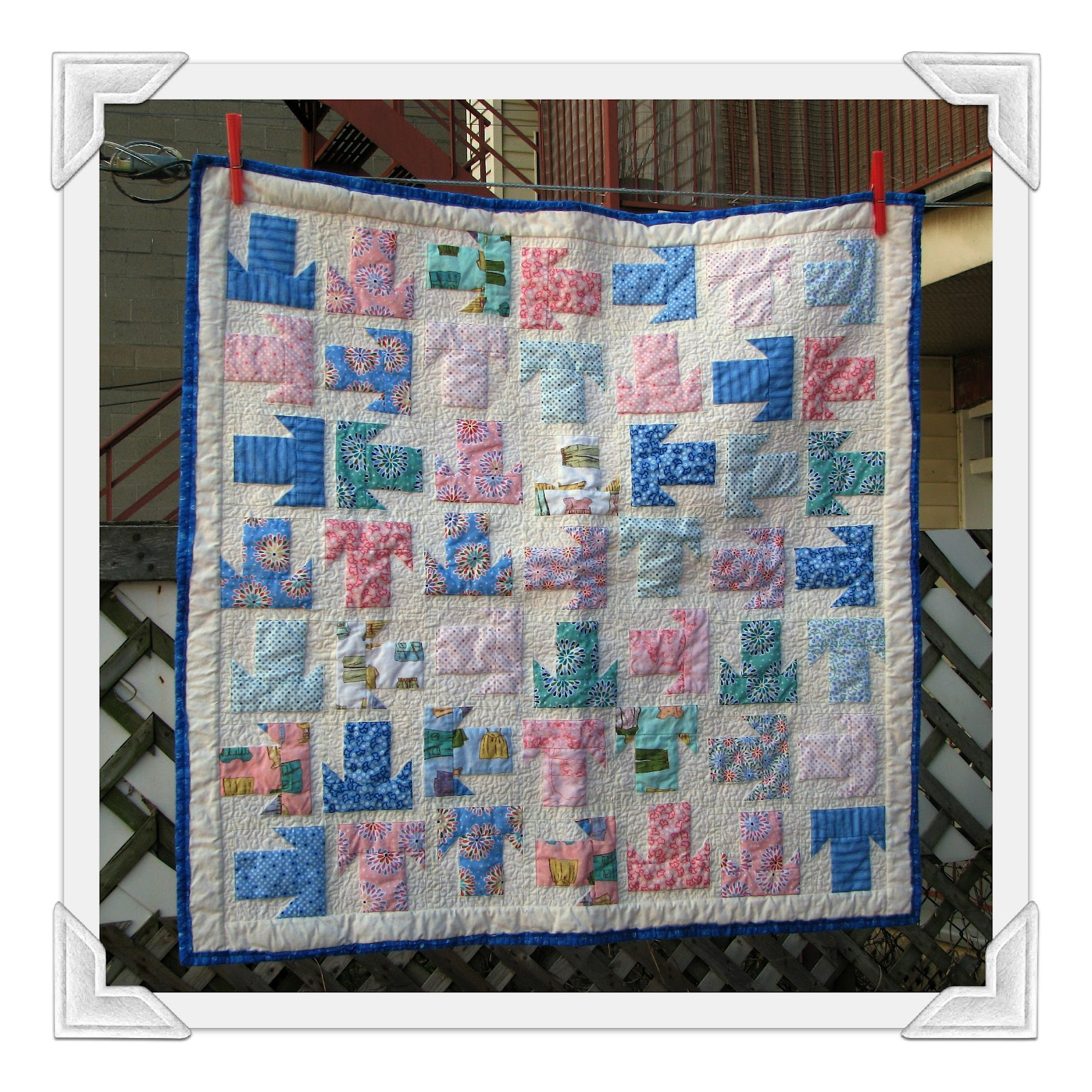 Dizzy Quilts Mini Quilts