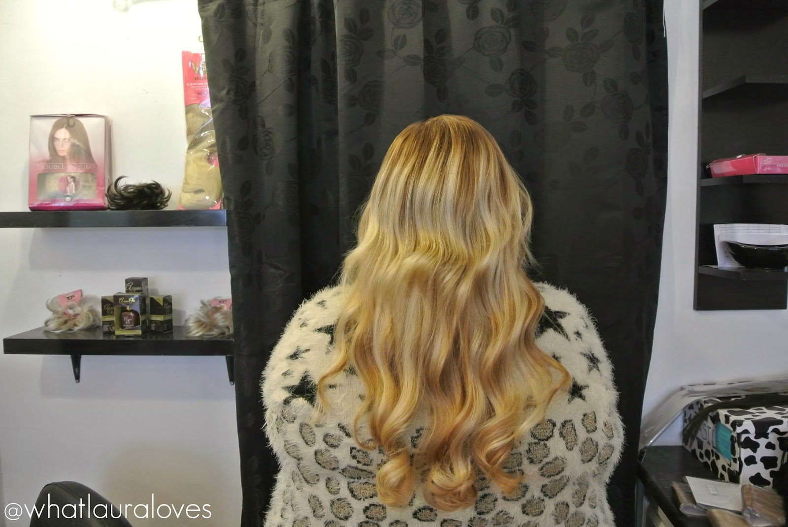 S Locks by Sinead Hair Extensions Review Angelslocks Easilocks Refine Spa Whitburn
