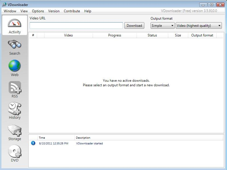 Vdownloader - Youtube to MP3 Converter - Top Free MP3 Converter