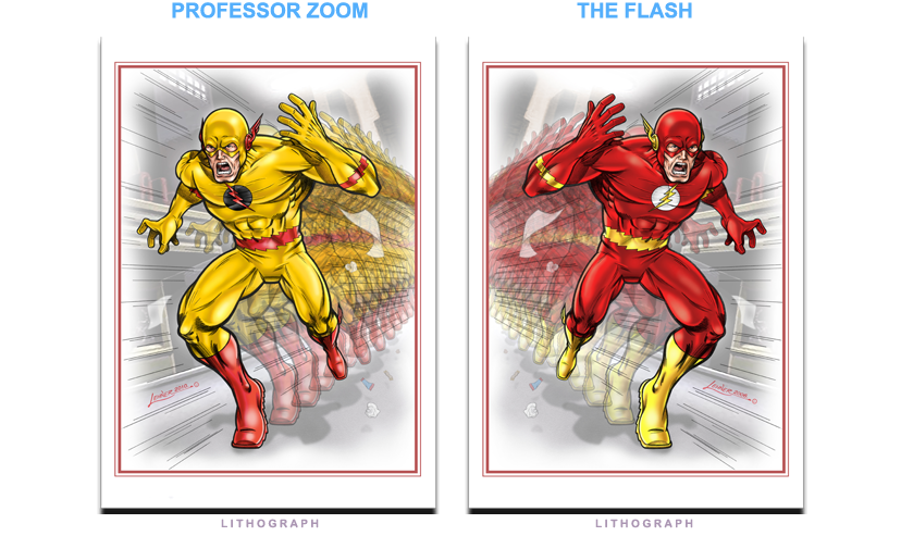 Prof Zoom - The Flash