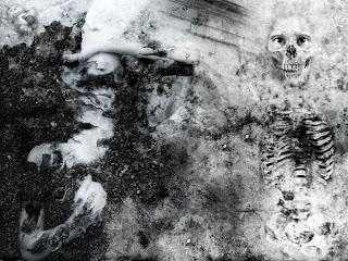 Plague Dark Gothic Wallpaper