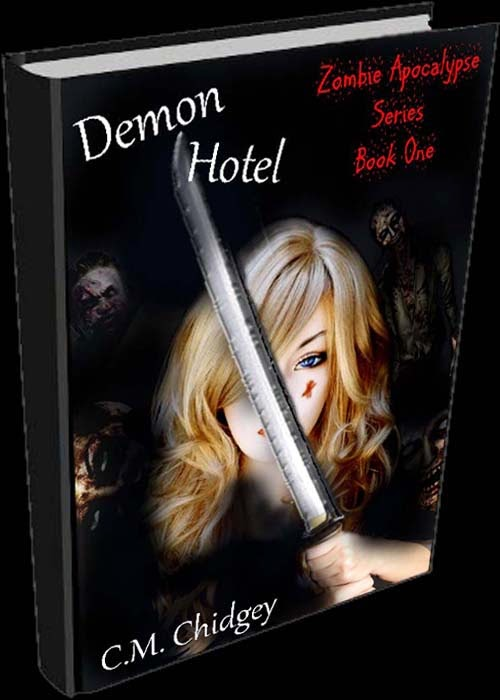 Demon Hotel (Zombie Apocalypse Series, Book 1)