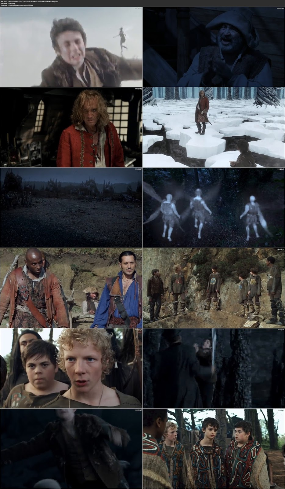 Neverland 2011 Part 2 Hindi Dubbed 300MB BluRay 480p at softwaresonly.com