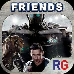 Real Steel Friends Full Apk İndir