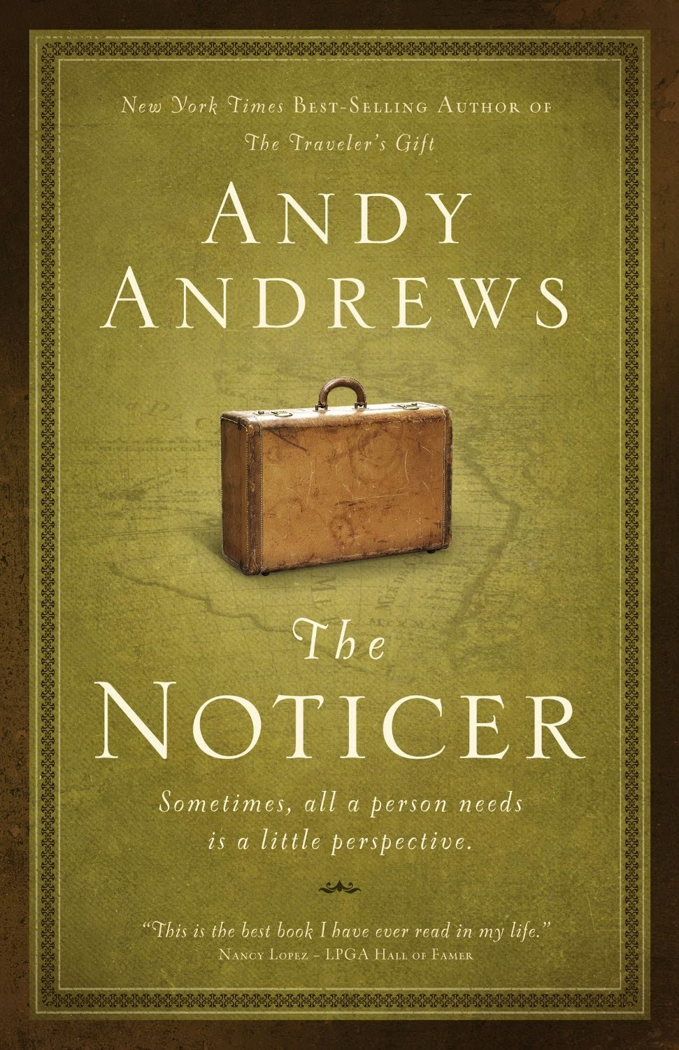 Recommended read: The Noticer