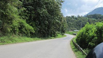 都市間道路(ルアンパバーン)