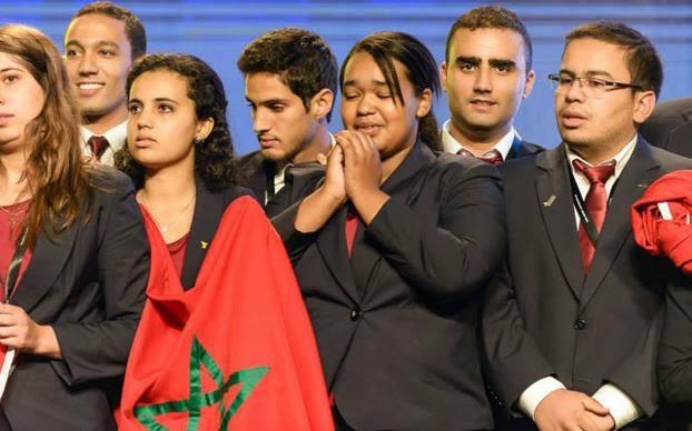 """فريق المدرسة المحمدية للمهندسين يحل بالمغرب حائزا على المرتبة الثانية في كأس العالم """"إيناكتوس"""""""