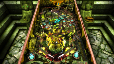 Zen Pinball voor PS3 - Eldorado