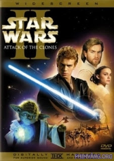 Chin Tranh Gia Cc V Sao 2: Cuc Tn Cng Ca Ngi V Tnh - Star Wars Ii: Attack Of The Clones