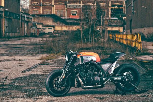 Hình ảnh Yamaha V-Max độ siêu ngầu siêu đẹp