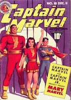 Captain Marvel Adventures #18 1st appearance Mary Marvel