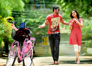 Bus Stop Telugu Movie Stills