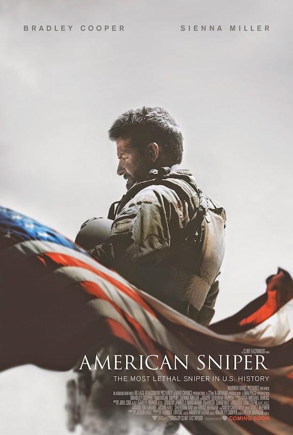ตัวอย่างหนังใหม่ : American Sniper (อเมริกัน สไนเปอร์) ซับไทย poster