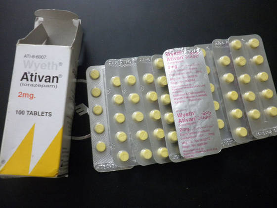 delivered ativan 1mg how long does it last