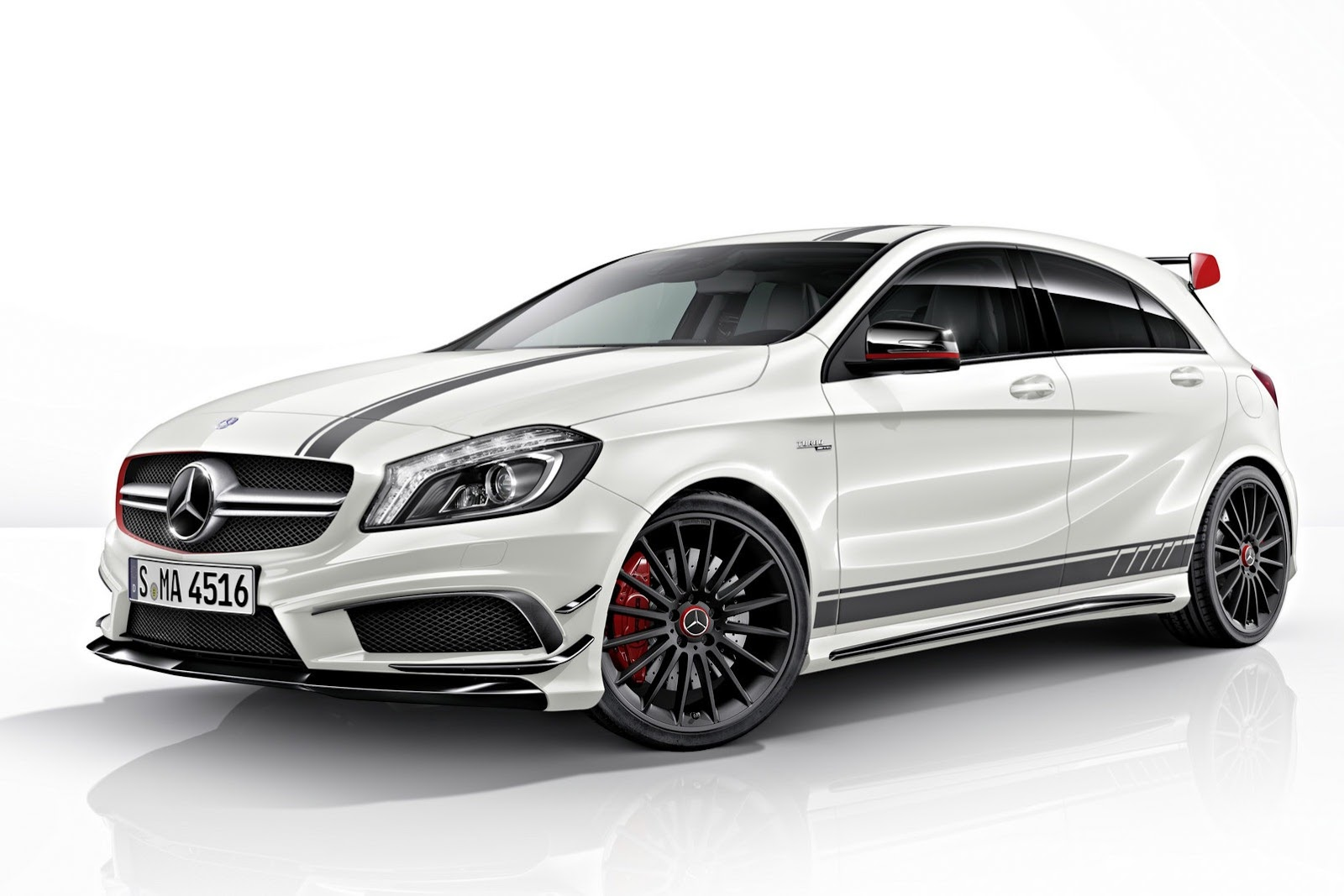 Nancys car designs new mercedes benz a45 amg edition 1 for Mercedes benz a45 amg