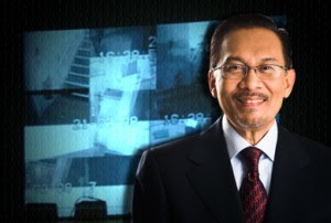 Datuk T Sex Video - Anwar was on Facebook