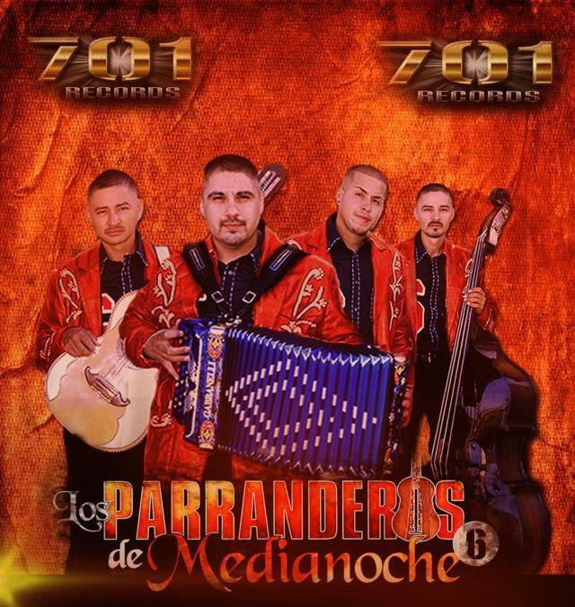 Descargar Los Parranderos de Medianoche - Disco En Vivo 2013