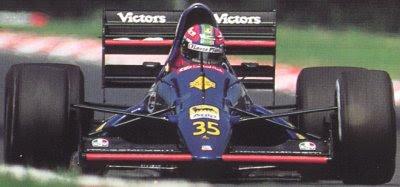 Lamborghini, equipe histórica de Formula 1 de 1991 - by bp.blogspot.com