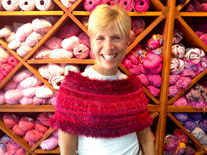 FOXY COWL KITS FROM PRISM--TONS OF COLORWAYS!
