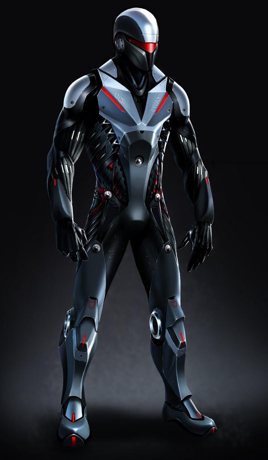 RoboCop Redesign