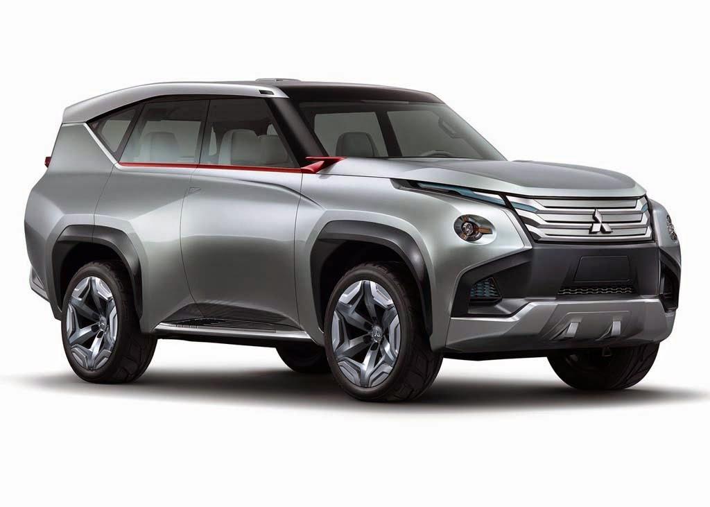 Mitsubishi Montero 2016 | Autos Post