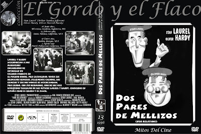 El gordo y el flaco - Dos pares de mellizos | 1936 | Our Relations