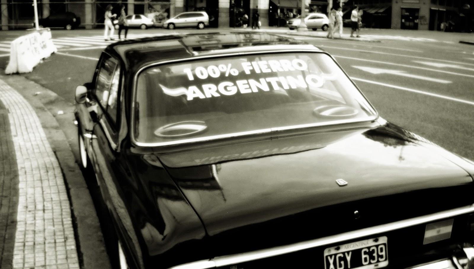 Fierro argentino