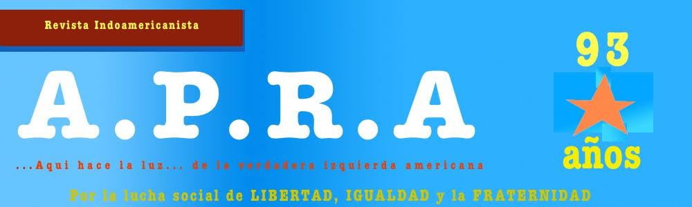 A.P.R.A. | 1924 - 2017