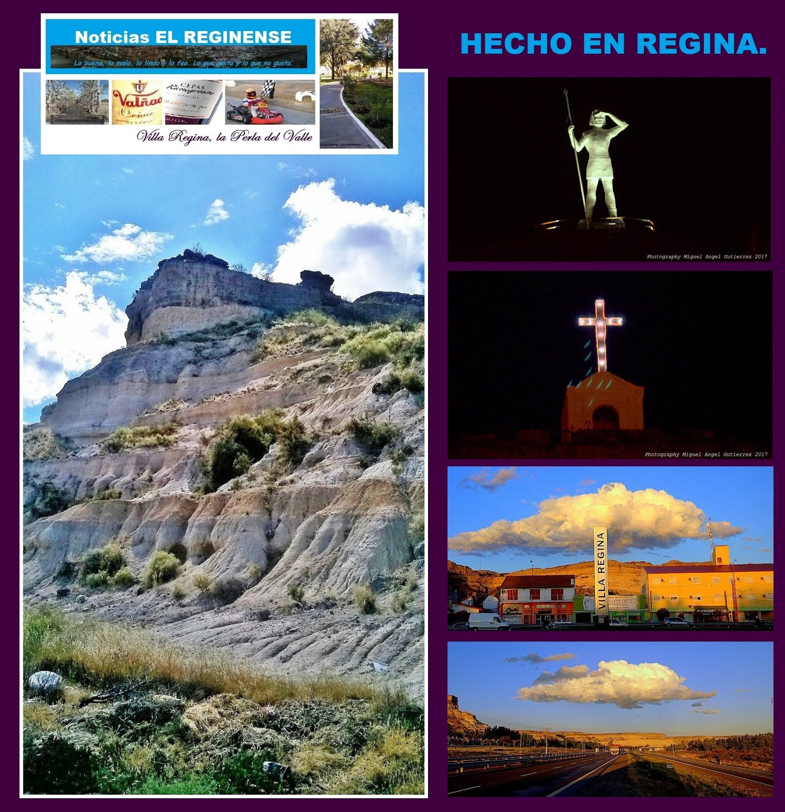 REGINA: BARDA, VIENTO Y SOL.