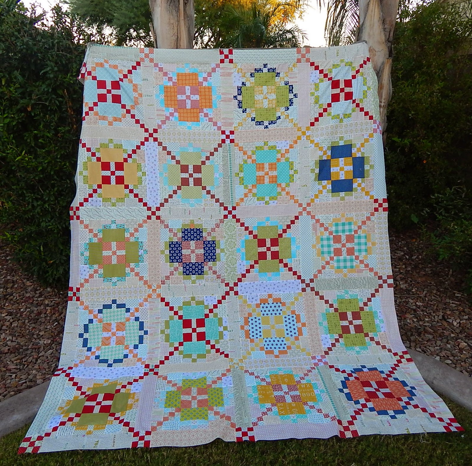 Quilting Blog - Cactus Needle Quilts, Fabric and More: Tone It ...
