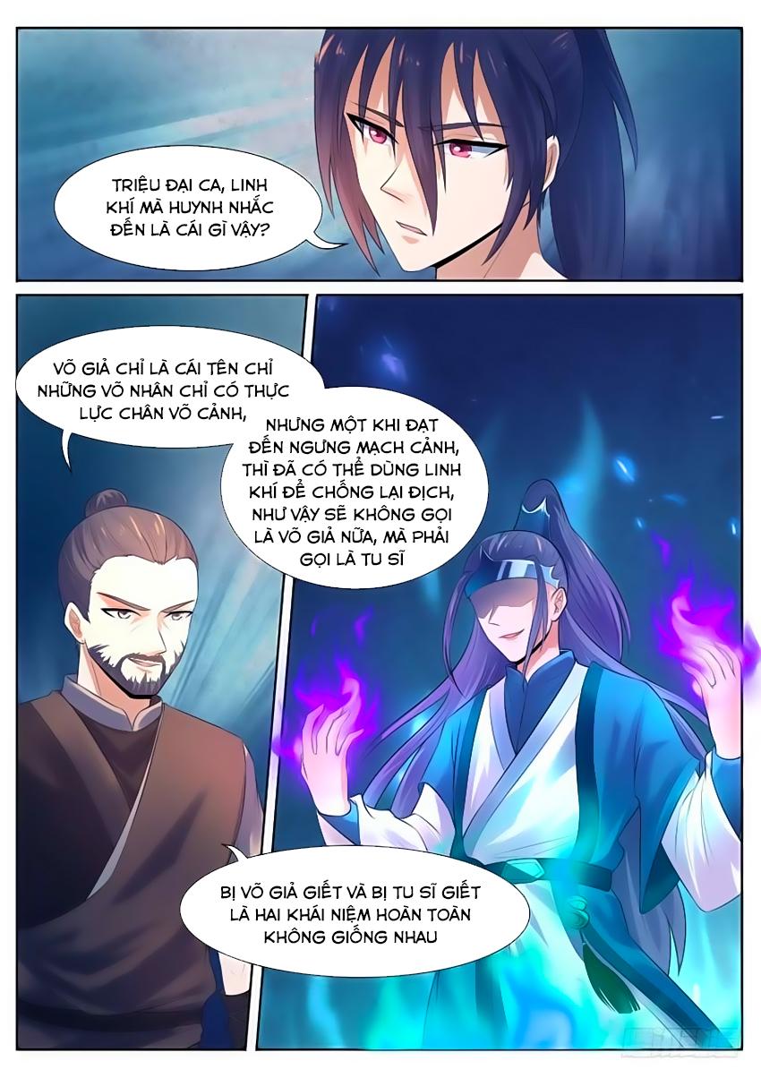 Ngự Thiên chap 10 - Trang 4