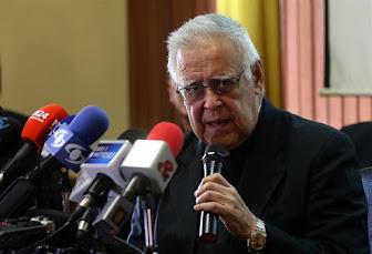 Monseñor Lückert: Yo sé muchos secretos de Diosdado Cabello