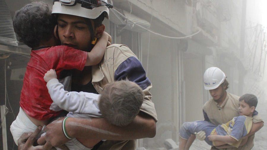 Crise na Síria 2018 Filme 720p HD WEBrip completo Torrent
