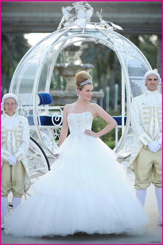 A disney princess vs the real world the royal wedding of for Cinderella wedding dress alfred angelo