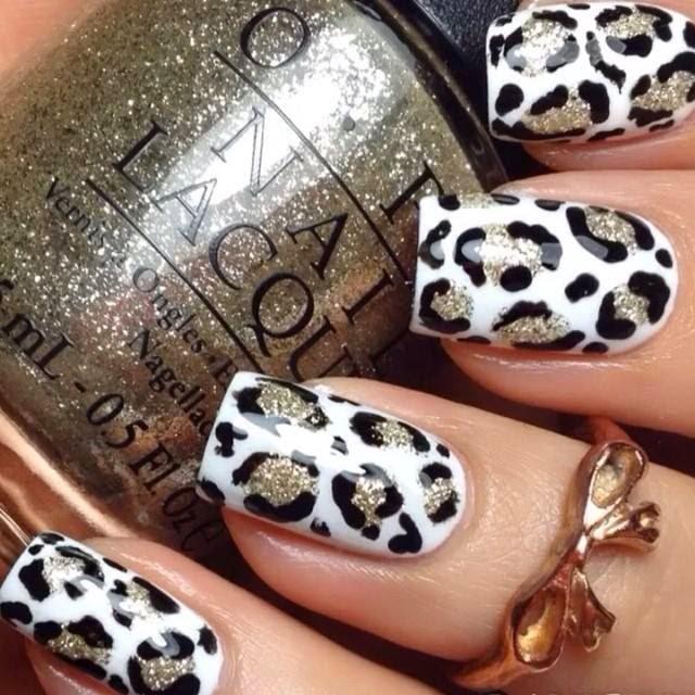 Four Fabulas Nails Art Design