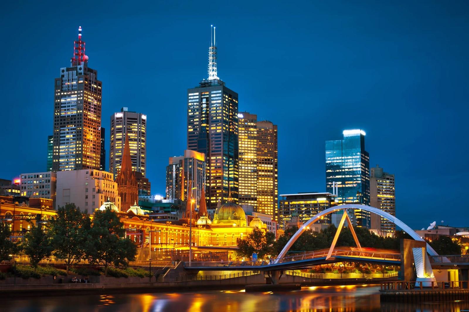 Мельбурн австралия melburn avstralija