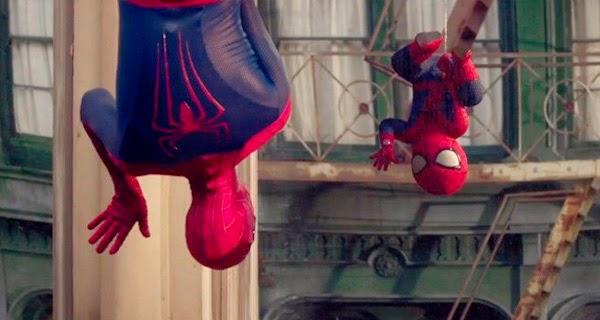 Spider-Man baby