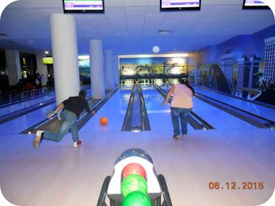 la bowling