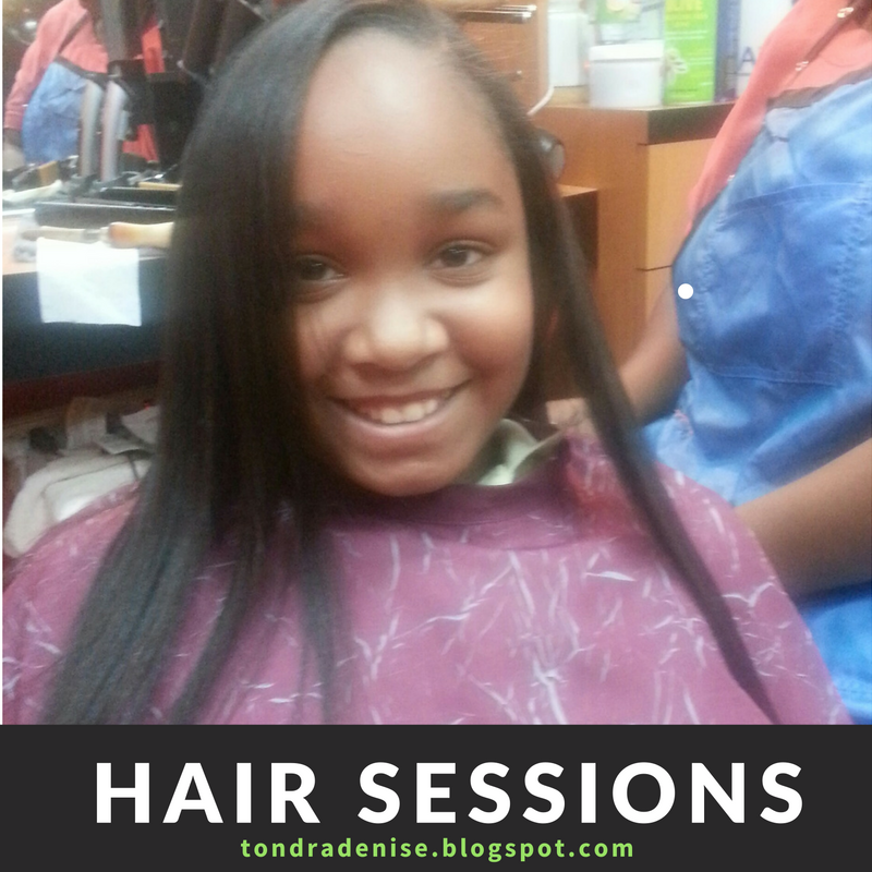 Hair Sessions..........................