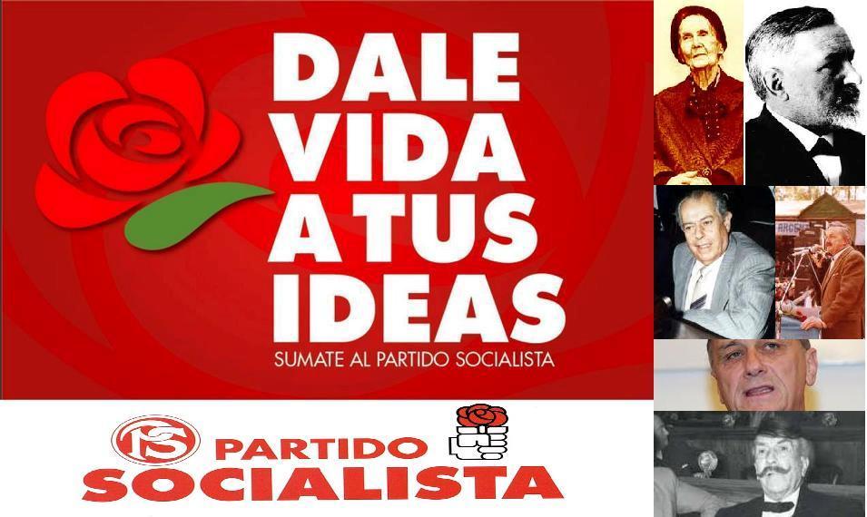 PARTIDO SOCIALISTA Coronel Pringles