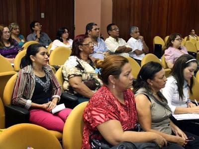 Gestores de Unidades Seduc na Escola participaram do evento, em Belém. (Foto: Advaldo Nobre/Ascom Seduc)