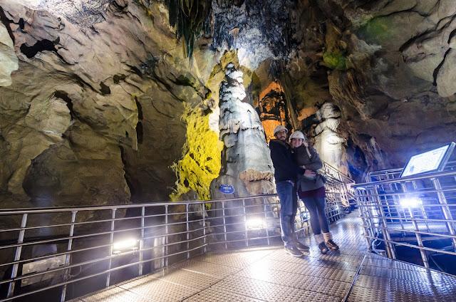 Seongnyugul - Korean Caves in Gyeongsangbuk-do