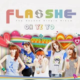 FlaShe (플래쉬) - Oh, Ye, Yo (오예요)