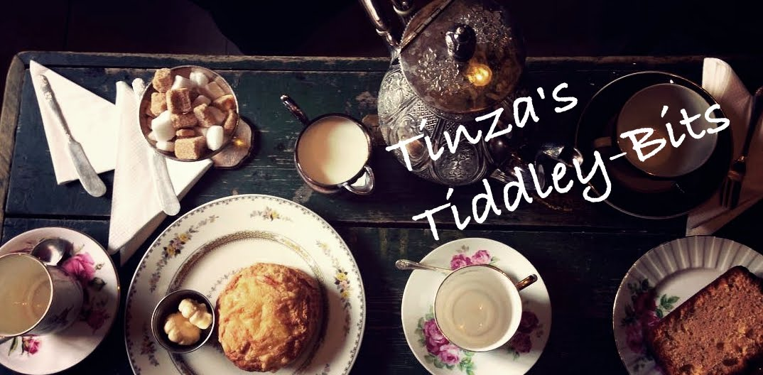 Tiddley-Bits tea