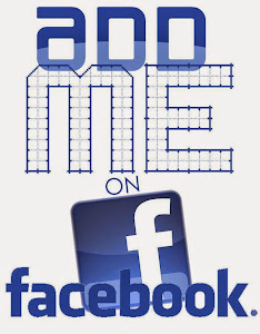 You can follow me on Facebook: