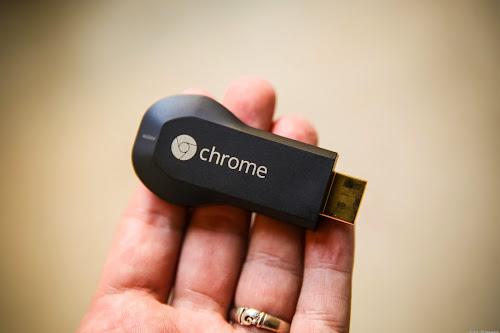 Chromecast levou conteúdo de apps para tela da TV 400 milhões de vezes
