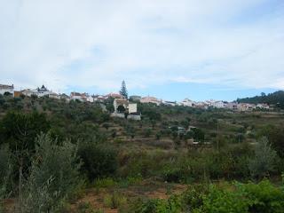 Vista da Localidade Aldeia do Mato