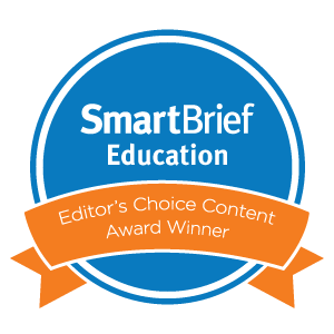 SmartBrief Education Editor's Choice Award